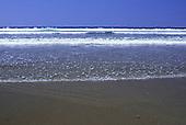Marino Ballena National Park, Costa Rica. The beach at Punta Uvita.