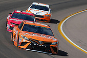Monster Energy NASCAR Cup Series<br /> TicketGuardian 500<br /> ISM Raceway, Phoenix, AZ USA<br /> Sunday 11 March 2018<br /> Daniel Suarez, Joe Gibbs Racing, Toyota Camry ARRIS<br /> World Copyright: Matthew T. Thacker<br /> NKP / LAT Images