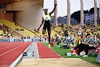 9th July 2021, Monaco, France; Diamond League Athletics, Herculis meeting, Monaco;  Tajay Gayle (Jam)