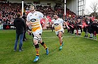 Photo: Richard Lane/Richard Lane Photography. Gloucester Rugby v Wasps. Gallagher Premiership. 23/03/2019. Wasps' James Gaskell.