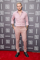 Liam Payne<br /> arrives for the Dazn x Matchroom VIP Launch Event at the German Gymnasium Kings Cross, London<br /> <br /> ©Ash Knotek  D3569  27/07/2021
