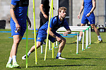 St Johnstone Training...15.07.21<br />David Wotherspoon pictured during training this morning at McDiarmid Park<br />Picture by Graeme Hart.<br />Copyright Perthshire Picture Agency<br />Tel: 01738 623350  Mobile: 07990 594431