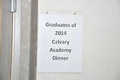 Calvary Academy Graduation 2014
