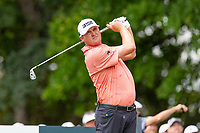 30th May 2021; Fort Worth, Texas, USA;  Jason Kokrak hits his tee shot on #9 during the final round of the Charles Schwab Challenge on May 30, 2021 at Colonial Country Club in Fort Worth, TX.