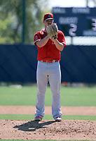Dylan Bundy - Los Angeles Angels 2021 spring training (Bill Mitchell)