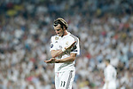 Real Madrid's Gareth Bale during Champions League 2014/2015 Semi-finals 2nd leg match.May 13,2015. (ALTERPHOTOS/Acero)