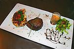 Dinner Platter, Baxo Restaurant, Paris, France, Europe