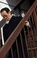 Issei Sagawa, the notorious Japanese cannibal walks the streets of Chiba. Sagawa killed and ate  Dutch student Renee Hartevelt while studying in Paris in 1981. He was released in Japan due to political connections after being jailed then placed in a mental institution in Paris. <br /> 14-DEC-05