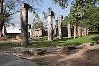 Zanzibar, Historic Ruins.