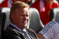 Southampton Manager Ronald Koeman  during the Barclays Premier League match between Southampton v Swansea City played at St Mary's Stadium, Southampton