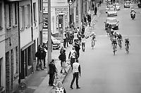 feed zone action<br /> <br /> 3-daagse van West-Vlaanderen 2016<br /> stage1: Bruges-Harelbeke 176km