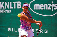 Zandvoort, Netherlands, 05 June, 2016, Tennis, Playoffs Competition, Lesley Kerkhove (NED)<br /> Photo: Henk Koster/tennisimages.com
