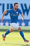 20.02.2021, xtgx, Fussball 3. Liga, FC Hansa Rostock - SV Waldhof Mannheim, v.l. Pascal Breyer (Hansa Rostock, 39) Freisteller, Einzelbild, Ganzkoerper, single frame <br /> <br /> (DFL/DFB REGULATIONS PROHIBIT ANY USE OF PHOTOGRAPHS as IMAGE SEQUENCES and/or QUASI-VIDEO)<br /> <br /> Foto © PIX-Sportfotos *** Foto ist honorarpflichtig! *** Auf Anfrage in hoeherer Qualitaet/Aufloesung. Belegexemplar erbeten. Veroeffentlichung ausschliesslich fuer journalistisch-publizistische Zwecke. For editorial use only.