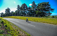 Time trials on Day One of the 2018 NZ Age Group Road Cycling Championships in Carterton, New Zealand on 20 April 2018. Photo: Dave Lintott / lintottphoto.co.nz