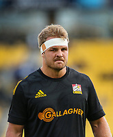 20th March 2021; Wellington, New Zealand;  Chiefs captain Sam Cane. Super Rugby Aotearoa. Hurricanes v Chiefs. Sky Stadium, Wellington. Saturday 20th March 2021.