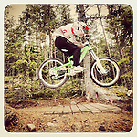 Downhill in Jarvso