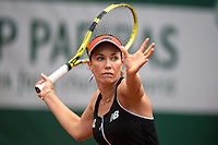 4th July 2021; Roland Garros, Paris France; French Open tennis championships day 6;  Danielle Collins (USA )