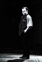 July 1997 file photo - Montreal Qc) CANADA - Festival Juste Pour Rire - Laurent Paquin at Theatre Saint-Denis