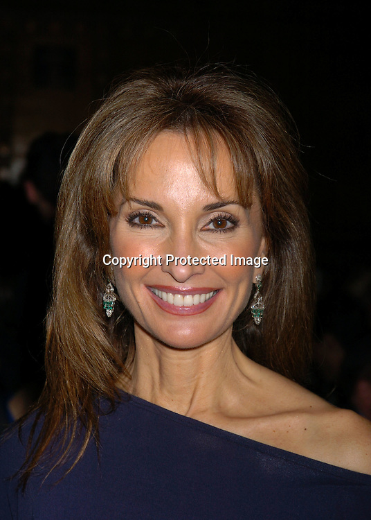 Susan Lucci ..at the Hetrick-Martin Institute's 2003 Emery Awards on ..December 4, 2003 at Capitale in New York City. ..Photo by Robin Platzer, Twin Images.
