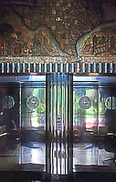 Austin:  State Highway Building Lobby.