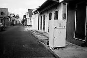 New Orleans, Louisiana.USA.September 29, 2005 ..Hurricane Katrina damage and recovery. The French Quarter.