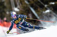 ITA, FIS Weltcup Ski Alpin, Bormio 27.12.2019, Stelvio, Bormio, ITA, FIS Weltcup Ski Alpin, Abfahrt, Herren, im Bild Dominik Paris ITA, 1. Platz // race winner Dominik Paris of Italy in action during his run in the men s Downhill of FIS ski alpine world cup at the Stelvio in Bormio, Italy on 2019/12/27. EXPA Pictures  2019, PhotoCredit: EXPA/ Johann Groder Bormio Italien *** ITA, FIS Alpine Ski World Cup, Bormio 27 12 2019, Stelvio, Bormio, ITA, FIS Alpine Ski World Cup, Downhill, Men, in the picture Dominik Paris ITA, 1 place race winner Dominik Paris of Italy in action during his run in the men s Downhill of FIS Alpine Ski World Cup at the Stelvio in Bormio, Italy on 2019 12 27 EXPA Pictures  2019, PhotoCredit EXPA Johann Groder Bormio Italy Kein Release verfügbar<br /> Foto Imago/Insidefoto