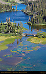 Twin Lakes, Mammoth Mountain, Eastern Sierras, Mono County, California