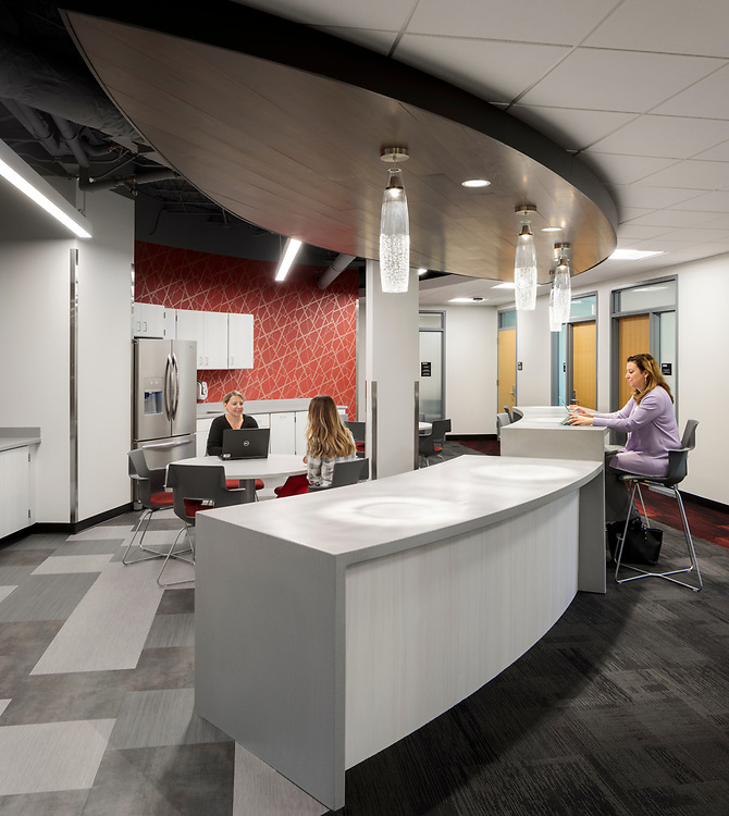 The Ohio State University CFAES Agricultural Administration Building | Hasenstab Architects