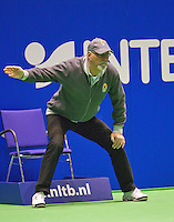 13-12-12, Rotterdam, Tennis Masters 2012, Linesman