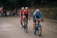 Dries de Bondt (BEL/Willems Veranda's-Crelan)<br /> <br /> 52nd GP Jef Scherens - Rondom Leuven 2018 (1.HC)<br /> 1 Day Race: Leuven to Leuven (186km/BEL)