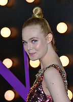 Elle Fanning @ the premiere of 'The Neon Demon' held @ the Arclight theatre.<br /> June 14, 2016.