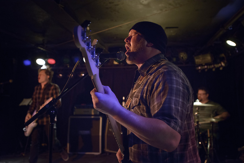 Mike Gorder leads Delmag at Koot's Friday