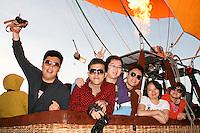 20121124 November 24 Hot Air Balloon Cairns