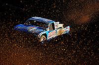 Dec. 10, 2011; Chandler, AZ, USA;  LOORRS pro 2 unlimited driver Robby Woods during round 15 at Firebird International Raceway. Mandatory Credit: Mark J. Rebilas-