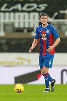 2nd February 2021; St James Park, Newcastle, Tyne and Wear, England; English Premier League Football, Newcastle United versus Crystal Palace; Scott Dann of Crystal Palace