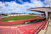 Stade Numa-Daly à Magenta, Nouméa, Nouvelle-Calédonie