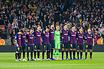 FC Barcelona squad pose for team photo during the La Liga 2018-19 match between FC Barcelona and Sevilla FC at Camp Nou Stadium on October 20 2018 in Barcelona, Spain. Photo by Vicens Gimenez / Power Sport Images