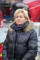 Bundestrainerin Silvia Neid (D)