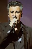 Phil Barney lors de la tournÈe 'Stars 80, 10 ans dÈj‡ !' au Palais Nikaia ‡ Nice, le samedi 18 mars 2017. # TOURNEE 'STARS 80 - 10 ANS DEJA !' A NICE