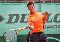 The Hague, Netherlands, 09 June, 2018, Tennis, Play-Offs Competition, Sebastian Fanselow (GER)<br /> Photo: Henk Koster/tennisimages.com