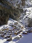 CH, Switzerland, Canton Uri, Unterschaechen at Schaechen Valley