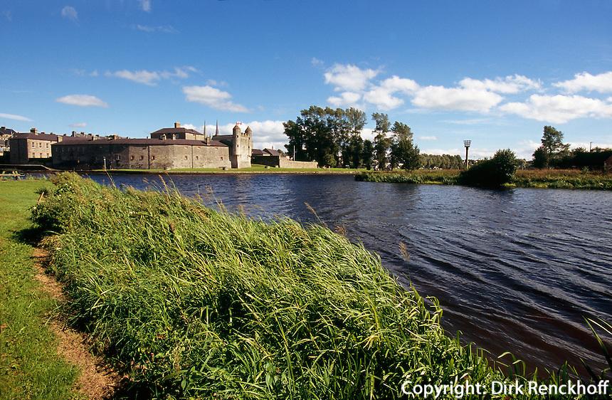 Großbritannien, Nordirland, Castle in Enniskillen