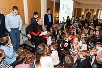 2018-12-08 Catholic Charities Cardinals Christmas