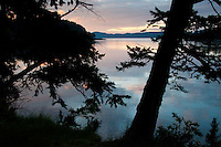 Stuart Island, San Juan Islands, Washington, US