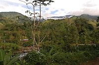 Near Sevegre, Costa Rica.