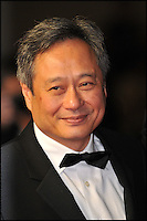 ANG LEE. RED CARPET OF THE MOVIE 'TAKING WOODSTOCK - 62ND FILM FESTIVAL OF CANNES 2009.