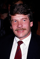 File Photo - Montreal Mayor Jean Dore in  the eighties.<br /> <br /> Dore has been told he as a terminal pancreas cancer and 3 weeks to live , this September 2014.<br /> <br /> File Photo : Agence Quebec Pressse  - Pierre Roussel