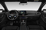 Stock photo of straight dashboard view of a 2018 Hyundai i30 N Performance Pack Select Doors Door Hatchback