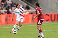 Houston, TX - Sunday April 08, 2018: Sofia Huerta during an International Friendly soccer match between the USWNT and Mexico at BBVA Compass Stadium.