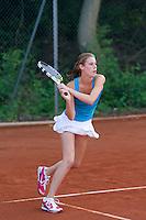 11-08-10, Tennis, Lisse, NJK, Nationale Junior Tennis Kampioenschappen,